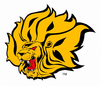 Arkansas Pine Bluff Golden Lions mascot