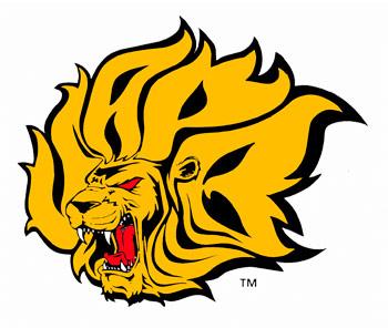 Arkansas Pine Bluff Golden Lions mascot