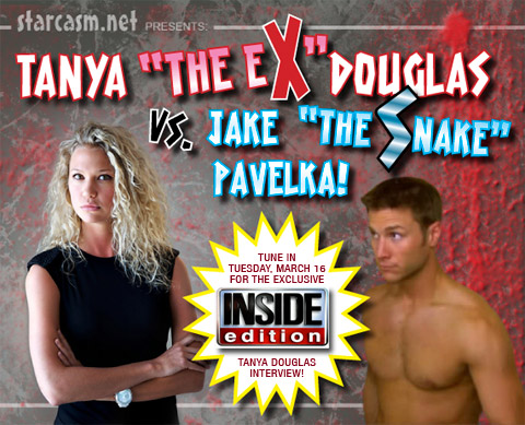 Tanya Douglas versus The Bachelor's Jake Pavelka