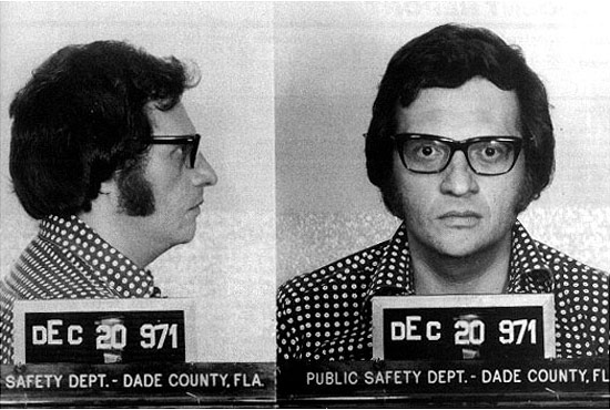 Larry King Mugshot