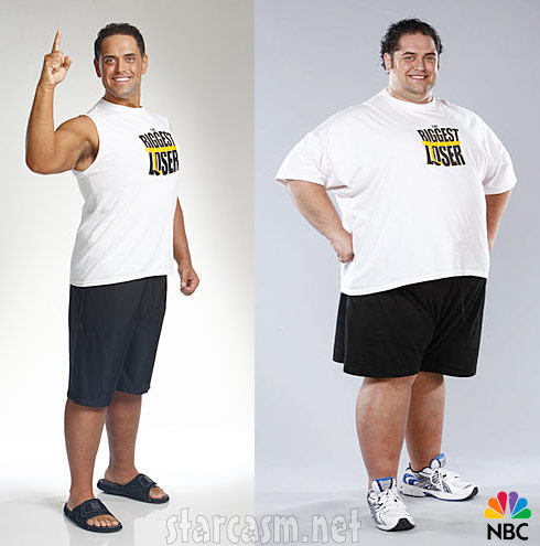 Biggest Loser winner Michael Ventrella before and after weight loss Biggest