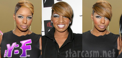 NeNe Leakes nose job before and after