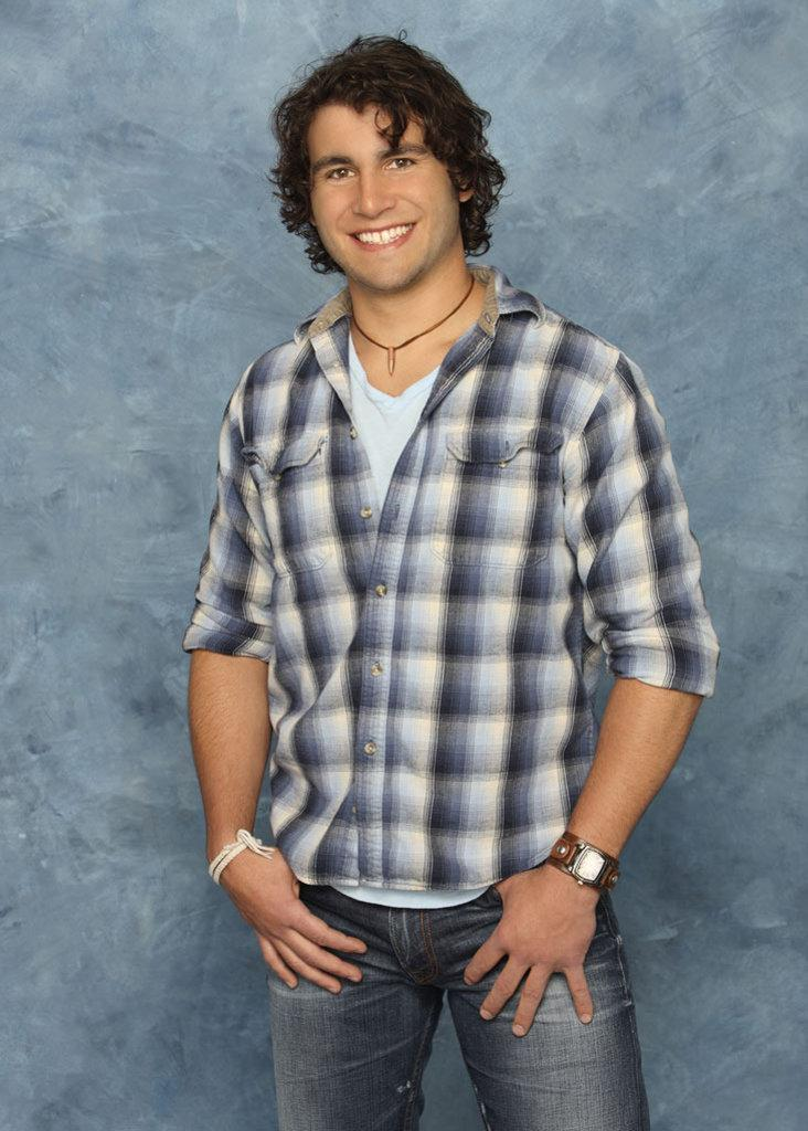 Full Length Shot Of The Bachelorette Season 6s Kyle