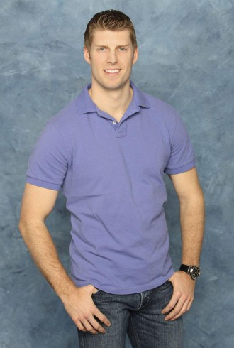 Full-length shot of The Bachelorette Season 6's Phil Kayden
