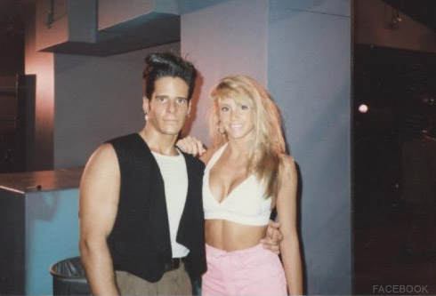 PHOTOS Camille Grammer on Club MTV from the 1980s (Real ...