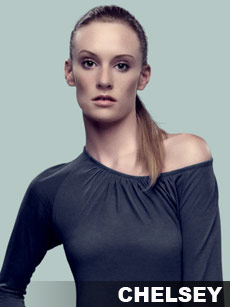 America's Next Top Model Cycle 15 contestant Chelsey Hersley