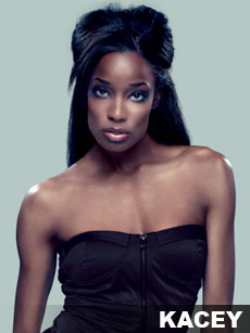 America's Next Top Model Cycle 15 contestant Kacey Leggett