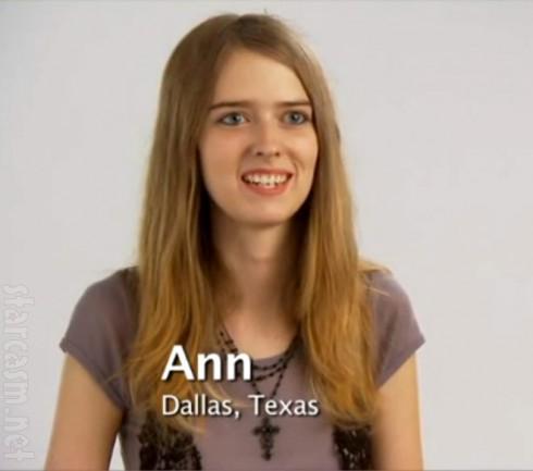 America's Next Top Model contestant Ann Ward