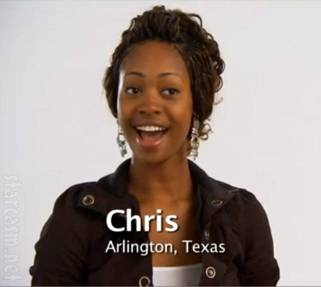 Chris from America's Next Top Model Cycle 15