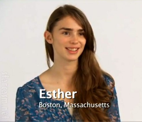 America's Next Top Model contestant Esther Petrack