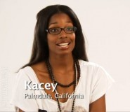 Kacey Leggett from America's Next Top Model Cycle 15