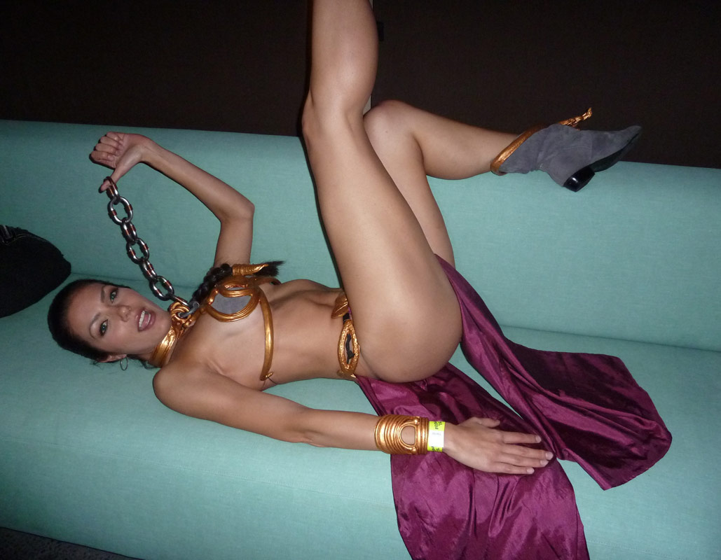 Adrianne Curry as Princess