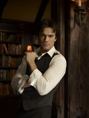 THE VAMPIRE DIARIES wallpaper photo Ian Somerhalder as Damon