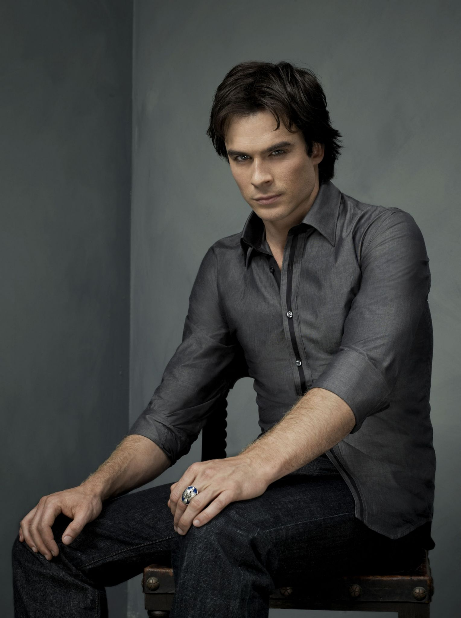 ian somerhalder damon vampire - photo #19