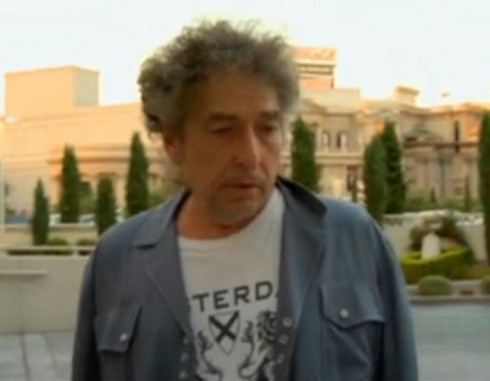 Bob Dylan wonders how Chumlee found him on Pawn Stars