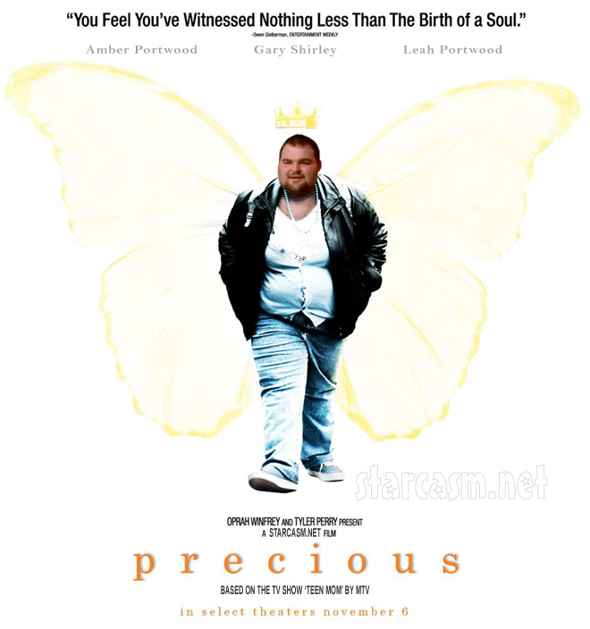 Teen Mom's Gary Shirley in the movie Precious