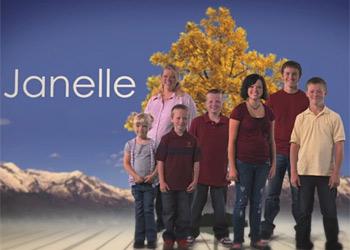 Janelle Brown Sister Wives Children