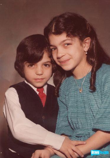 Teresa Giudice and her brother Giuseppe Gorga