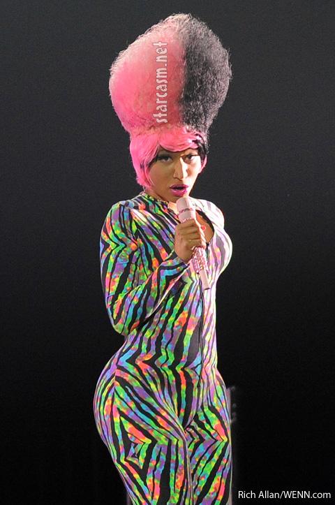 nicki minaj before and after full body. girlfriend Nicki Minaj Before