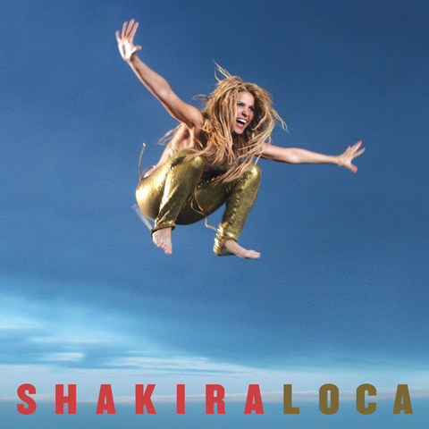 Shakira Loca cover art