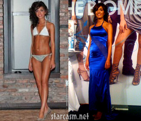 Farrah Abraham before and after boob job?