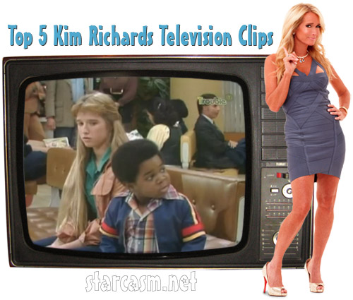 Real Housewives of Beverly Hills' Kim Richards on Diff'rent Strokes with Gary Coleman