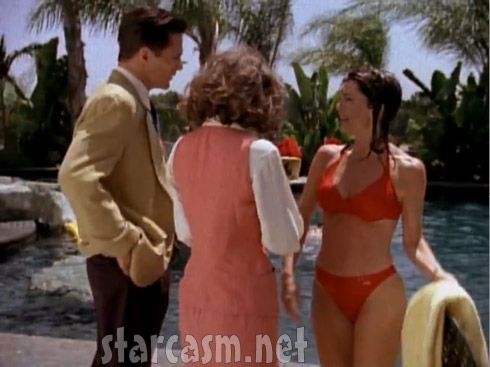 Lisa Vanderpump Silk Stalkings bikini photo 8