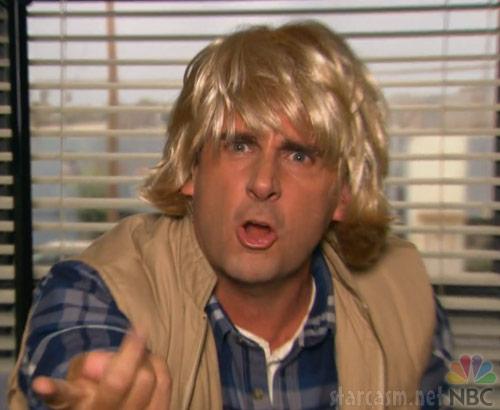 Michael Scott as MacGruber