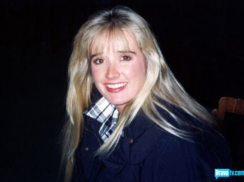 "KIM RICHARDS picture from well before she was a ""real housewife ..."