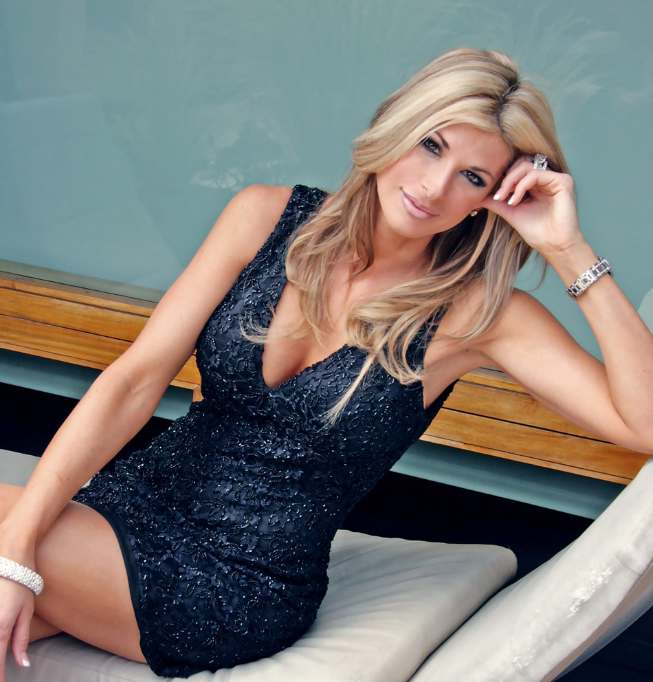 The Real Housewives of range County's Alexis Bellino