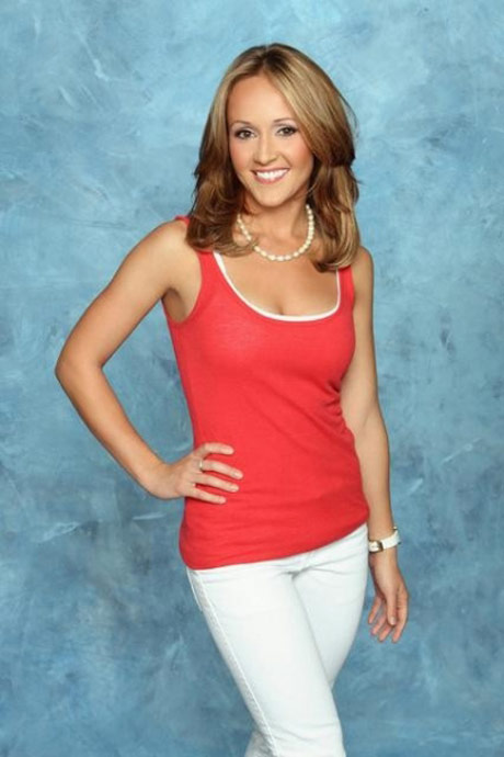 The Bachelor Season 15 promo photo of Ashley Hebert