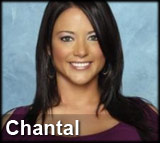 Photo and bio for 2011 Bachelor 15 contestant Chantal O'Brien