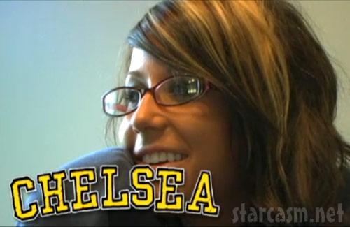 Chelsea Houska from Teen Mom 2 on MTV