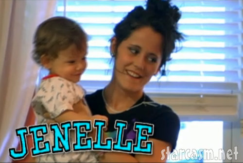 Jenelle Evans from Teen Mom 2 on MTV