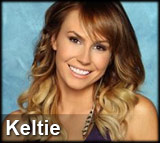 Photo and bio for 2011 Bachelor 15 contestant Keltie Colleen