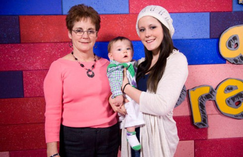 Jenelle Evans custody battle with mom Barbara evans