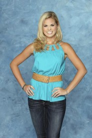 Contestant Lacey from The Bachelor 15 with Brad Womack