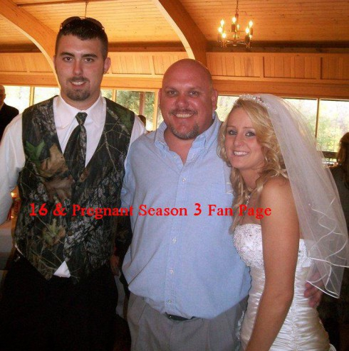 16 & Pregnant, Teen Mom 2′s Leah and Corey are married!