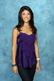 Contestant Marissa May from The Bachelor 15 with Brad Womack 2011