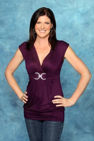 Rebecca from The Bachelor 2011