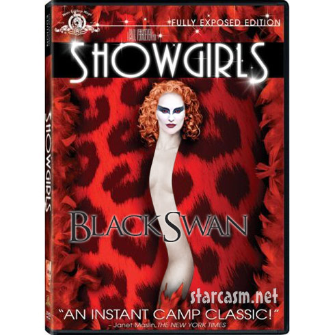The Black Swan and Showgirls mixed together