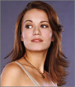 Bethany Joy Galeotti is Haley from One Tree Hill