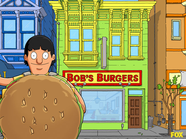 Gene from Bob's Burgers