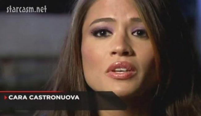 The Biggest Loser trainer Cara Castronova
