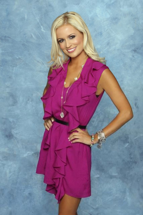 Emily Maynard from The Bachelor 2011 Season 15 with Brad Womack
