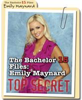 Emily Maynard Bachelor File thumbnail