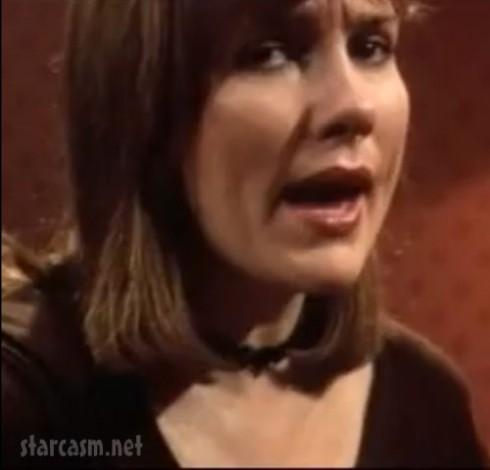 Singer Iris Dement