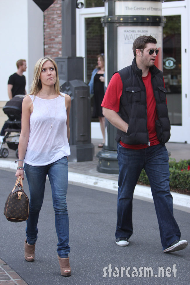 Jay Cutler out with Kristin Cavallari