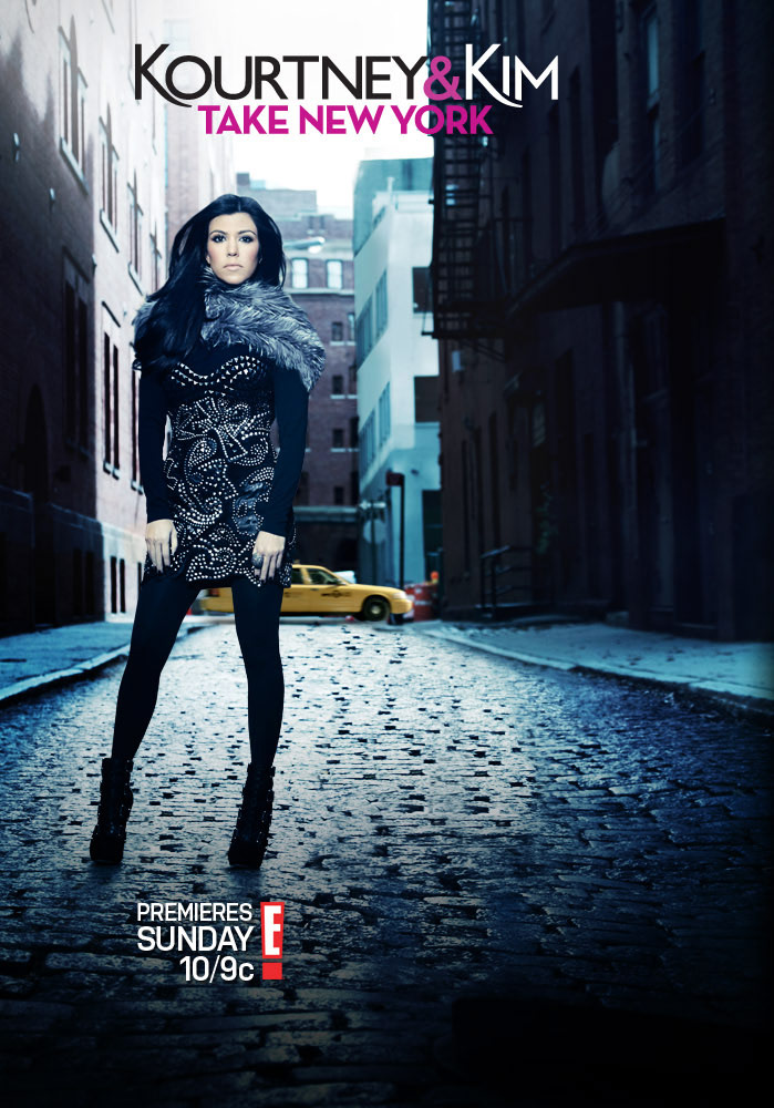 Kourtney Kardashian Kourtney and Kim Take New York wallpaper promo photo