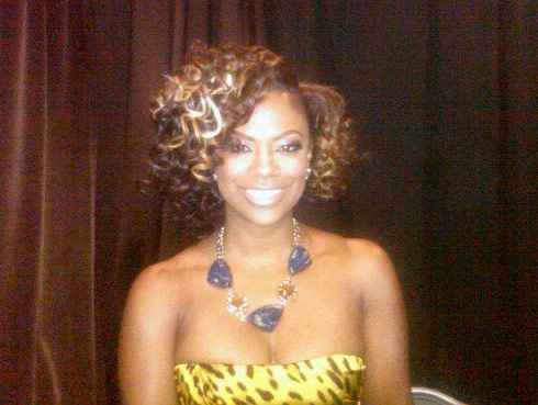 Kandi Burress for the Jet cover photoshoot with curly hair